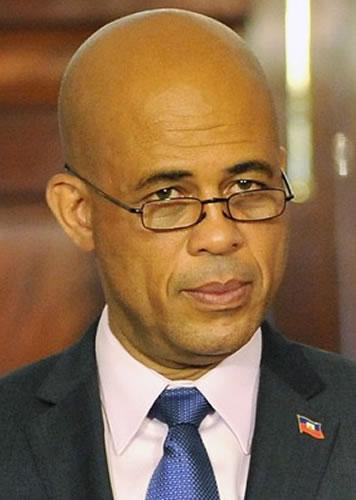 Joseph Michel Martelly - 56th President of The Republic of Haiti