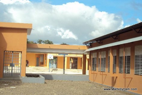 PHOTO: Haiti Education - Nouveau Lycee National de Dondon, Nord Haiti