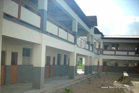 PHOTO: Haiti Education - Nouveau Lycée National de Saint Joseph de l'Asile, Nippes Haiti...