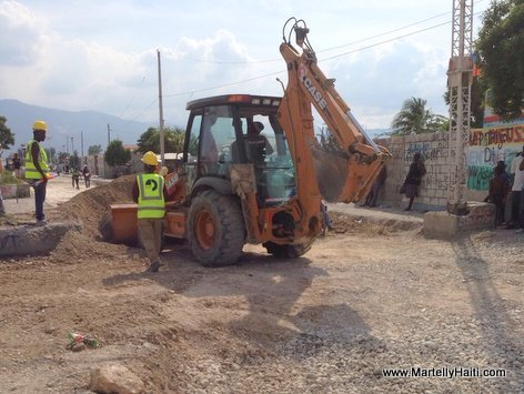 PHOTO: Haiti - Travay Reconstruction nan Cite Soley