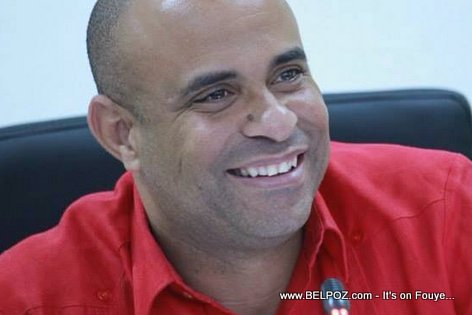 PHOTO: Haiti - Premier Ministre Laurent Lamothe
