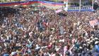 Foul Moun Reyini Vertieres pou akeyi President Martelly 18 Nov 2013 - Cap Haitien