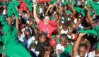 Haiti - Gade Premiere Dame Sophia Martelly nan yon foul Ti Moun, l'ap danse, l'ap celebre Nwel 2013 la...