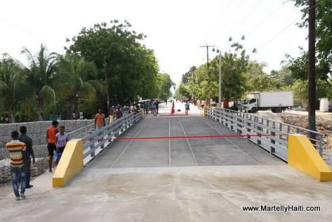 Nouveau Pont, Riviere Courjolle - Arcahaie Haiti