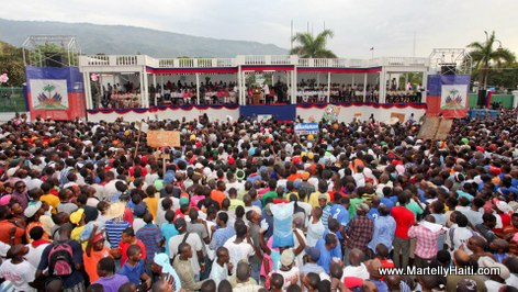 President Martelly Two-Year Anniversary Celebration