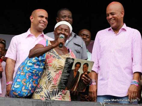 President Martelly Three-Year Anniversary Celebration