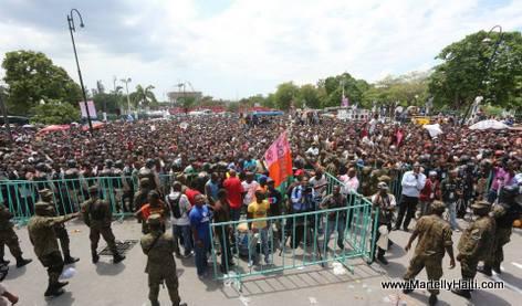 President Martelly Three-Year Anniversary Celebration