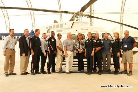 Sophia Martelly - Haiti Air Ambulance - Ayiti Air Anbilans