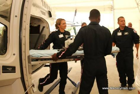 Haiti Air Ambulance - Ayiti Air Anbilans