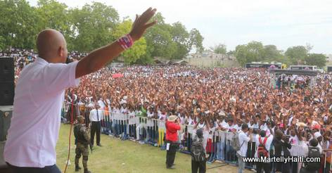 Celebration - 2 years of Ti Manman Cheri - Henfrasa, Delmas Haiti