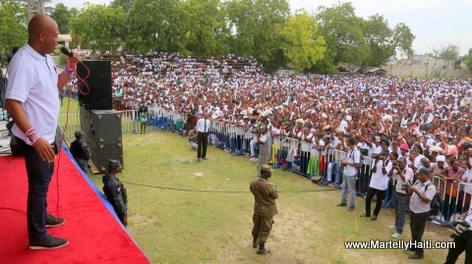 President Martelly Ti Manman Cheri - Henfrasa, Delmas Haiti