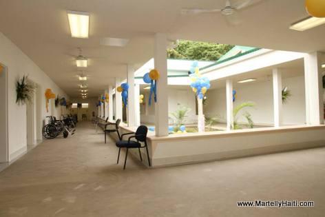 Clinique externe - Hopital Sacre Coeur de Milot