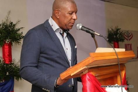 Sophia Martelly - Remise de certificat a 183 secouristes du Nord