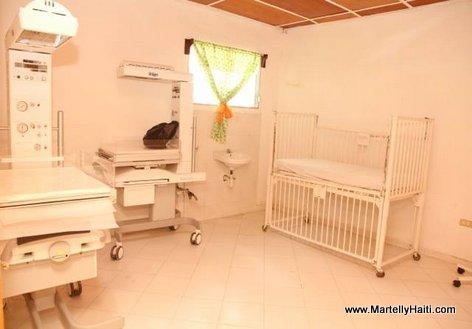 Hopital OFATMA de Cayes Haiti