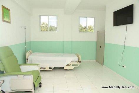 Hopital OFATMA des Cayes Haiti