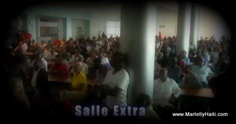 PHOTO: Haiti - Gouvenman Lakay ou nan Miami - Salle Extra