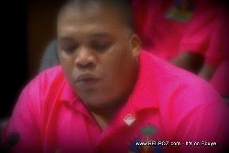 Haiti Police Chief Godson Orelus - Gouvenman Lakay ou Miami