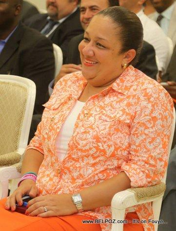 PHOTO: Haiti présentation des réalisations du Ministère de la Santé Publique